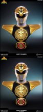 Power Rangers Busts 1/1 White Ranger & White Ranger PCS Exclusiv