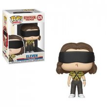 Stranger Things POP! TV Vinylová Figurka Battle Eleven 9 cm