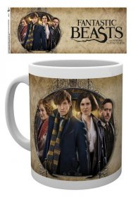 Fantastic Beasts Mug Group Frame