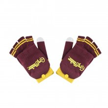 Harry Potter Gloves (Fingerless) Gryffindor