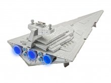 Star Wars Build & Play Model Kit se zvuky & Light Up 1/4000 Im