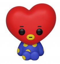 BT21 Line Friends POP! Animation Vinylová Figurka Tata 9 cm
