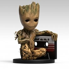 Guardians of the Galaxy 2 pokladnička Baby Groot 25 cm