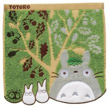 My Neighbor Totoro Mini ručník Acorn Tree 25 x 25 cm