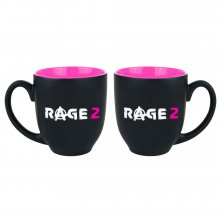 Rage 2 Hrnek Logo Two Color