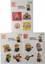Despicable Me Minion Tattoos Display (48) *GERMAN*