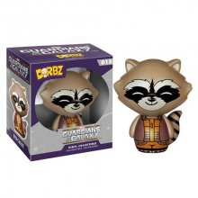Guardians of the Galaxy Vinyl Sugar Dorbz Vinyl Figure Rocket 8