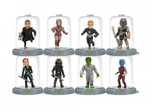 Avengers Endgame Domez mini figurky 7 cm Series 1 Display (18)