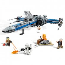 LEGO Star Wars Episode VII Resistance X-Wing Fighter