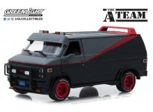 A-Team kovový model 1/24 1983 GMC Vandura