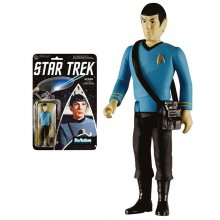 Spock figurka Star Trek ReAction 10 cm