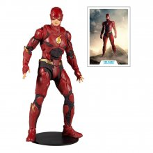 DC Justice League Movie Akční figurka Flash 18 cm