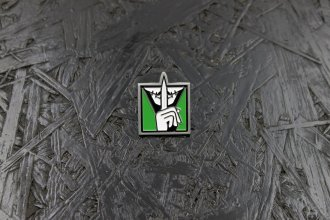 Six Collection Odznak Operator Icon Caveira