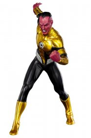 DC Comics ARTFX+ Socha 1/10 Sinestro (The New 52) 23 cm