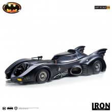 Batman (1989) Art Scale Socha 1/10 Batmobile 70 cm