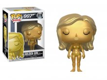James Bond POP! Movies Vinylová Figurka Golden Girl (Jill Master