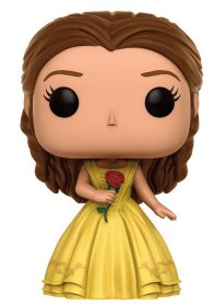 Beauty and the Beast POP! Disney Vinylová Figurka Belle 9 cm