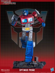 Transformers Classic Scale Socha Optimus Prime 27 cm