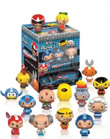 MegaMan Pint Size Heroes Mini Figures 6 cm Display (24)