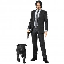 John Wick MAF EX Action Figure John Wick Chapter 2 16 cm