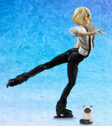 Yuri!!! on Ice G.E.M. Series PVC Socha 1/8 Yuri & Pyocha 18 cm