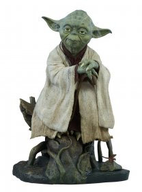 Star Wars Legendary Scale Socha 1/2 Yoda 46 cm