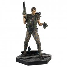 The Alien & Predator figurka Hudson (Aliens) 12 cm