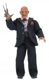 A Nightmare on Elm Street 3 Retro Action Figure Tuxedo Freddy 20