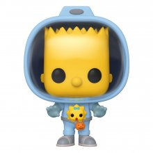 Simpsons POP! Animation Vinylová Figurka Bart w/Chestburster Mag