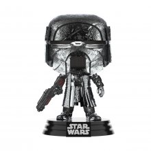 Star Wars POP! Movies Vinylová Figurka KOR Blaster (Chrome) 9 cm