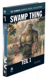 DC Comics Graphic Novel Collection #68 Swamp Thing, Teil 1 Case
