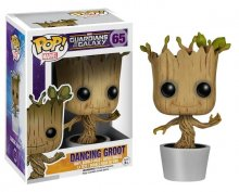 Guardians of the Galaxy POP! Vinyl Bobble-Head Dancing Groot 10