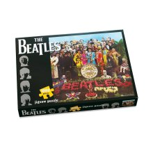 The Beatles Puzzle Sgt Pepper