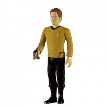 Retro figurka Star Trek ReAction Captain Kirk 10 cm