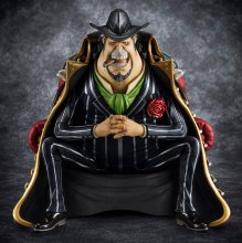 One Piece Excellent Model P.O.P S.O.C PVC Socha 1/8 Capone Gang