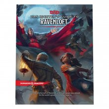 Dungeons & Dragons RPG Adventure Van Richten's Guide to Ravenlof