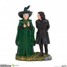 Harry Potter mini figurka Snape & McGonagall 9 cm