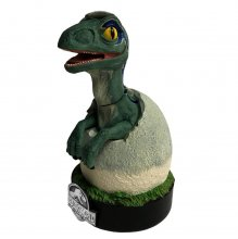 Jurassic World Premium Motion Socha Blue Raptor Hatchling 19 cm