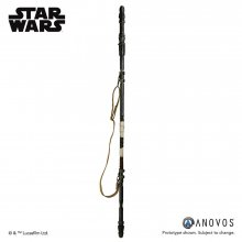 Star Wars Episode VII Replica 1/1 Rey Quarterstaff Accessory