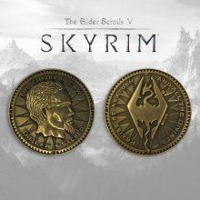 The Elder Scrolls V: Skyrim sběratelská mince The Empire Is Law