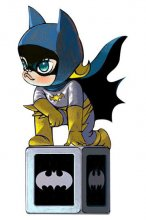 DC Comics Artist Mix Figure Molly (Batman Disguise) 24 cm