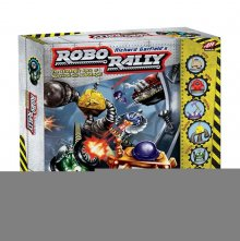 Avalon Hill desková hra Robo Rally english