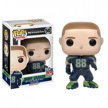 NFL POP! Football figurka Jimmy Graham (Seattle Seahawks) 9 cm