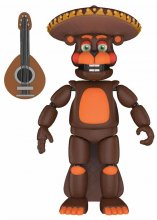 Five Nights at Freddy's Pizza Simulator Action Figure El Chip 13