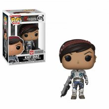 Gears of War POP! Games Vinylová Figurka Kait 9 cm