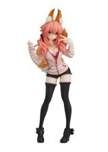 Fate/Extra CCC Statue Caster Casual Wear Ver. 25 cm