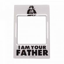Star Wars Fridge Photo Frame Magnet I Am Your Father Case (6)
