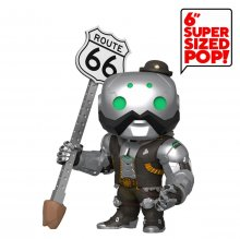 Overwatch Super Sized POP! Vinylová Figurka B.O.B. 15 cm