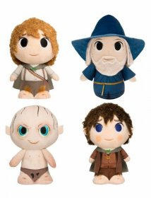 Lord of the Rings Super Cute Plushies Plyšák 18 cm Display