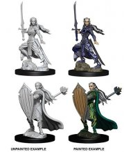 D&D Nolzur's Marvelous Miniatures Unpainted Miniatures Female El